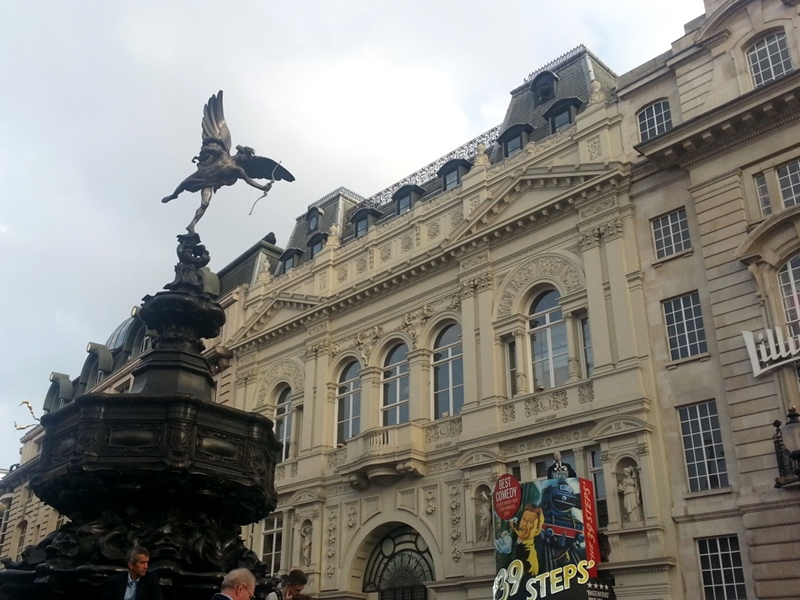 Piccadilly Eros