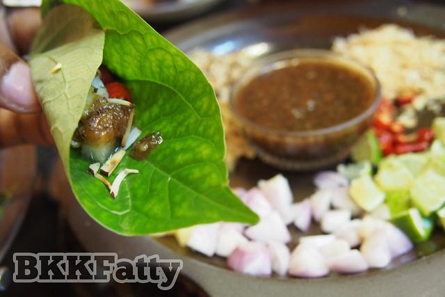 miang kham leaf wrap