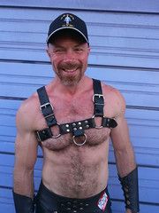 FOLSOM STREET FAIR 2013 ! AWESOME HUNK (SAFE PHOTO)