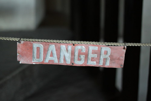 Danger! The one thing you should never, ever do in email marketing.
