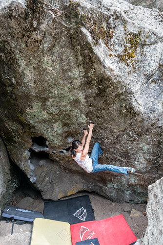 The Hueco Route V1***