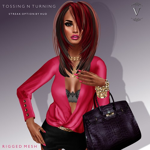 VanityHair@Tossing n Turning by Tabata Jewell