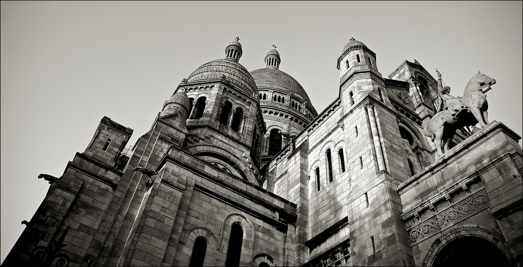 #paris now #Sacré-coeur