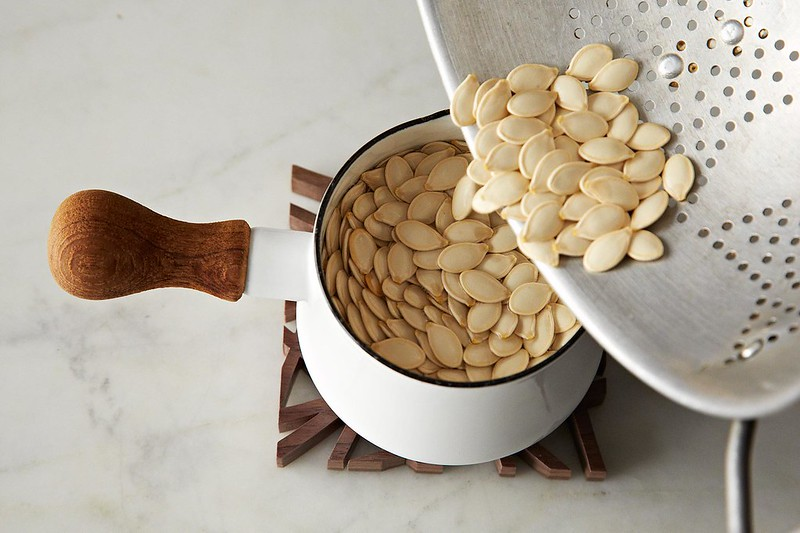 Roasting Pumpkin Seeds on Food52