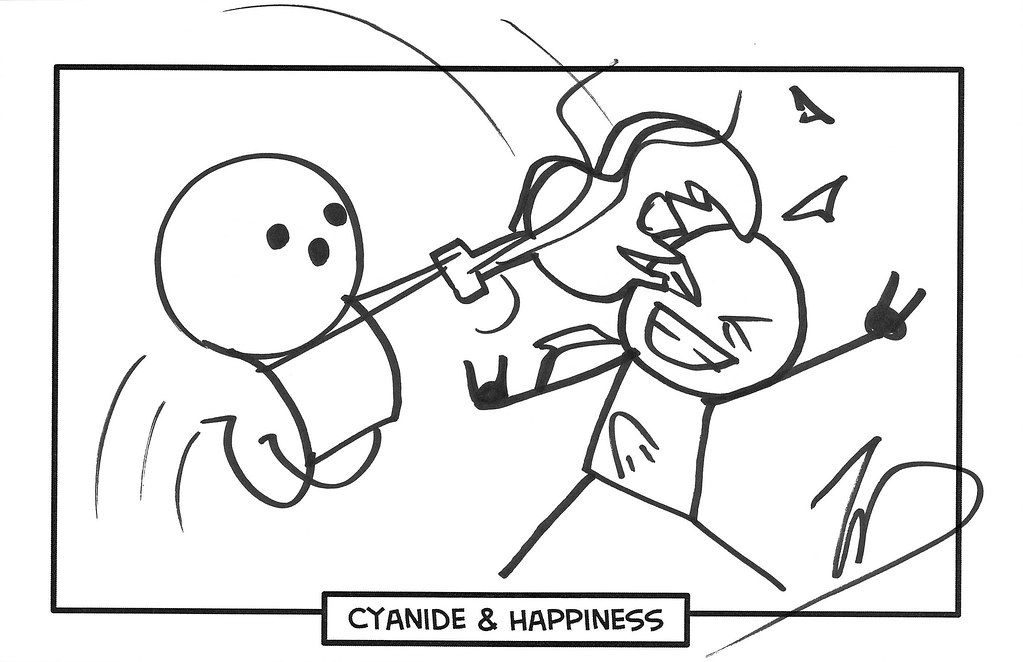 Cyanide and Happiness: Guitars