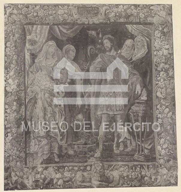 Catedral hacia 1904. Fotografía de Casiano Alguacil  © Museo del Ejército, Ministerio de Defensa