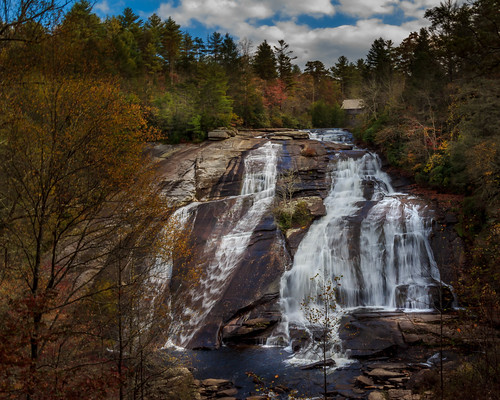 family waterfall northcarolina triplefalls dupontstateforest