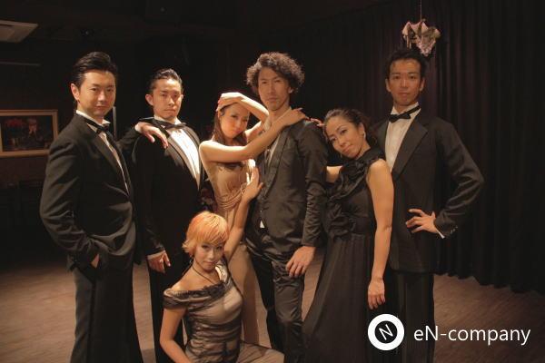 ミュージカル俳優と社交ダンサーによる新しいカンパニーの旗揚げ公演を成功させたい!