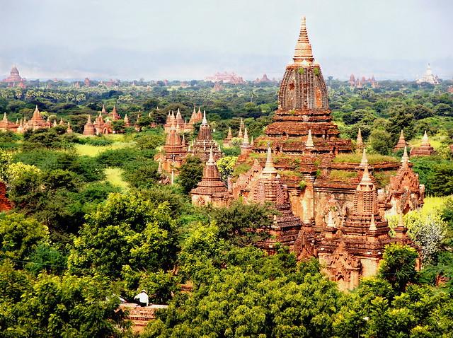 Myanmar, Thailand