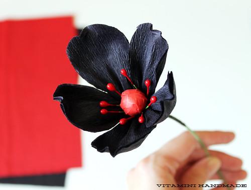 Crepe Paper Flowers