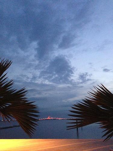12 水岸傍晚