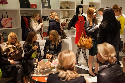 Kate-spade-book-salon-covent-garden