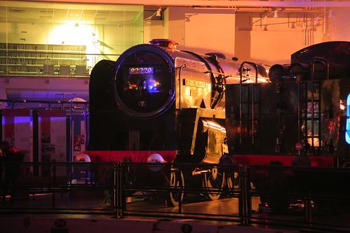 BR ( Swindon ) Riddles Standard Class 9F 2-10-0 92220 'Evening Star'