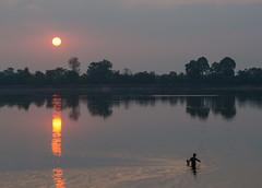 The must-see sunrise at Srah Srang baray