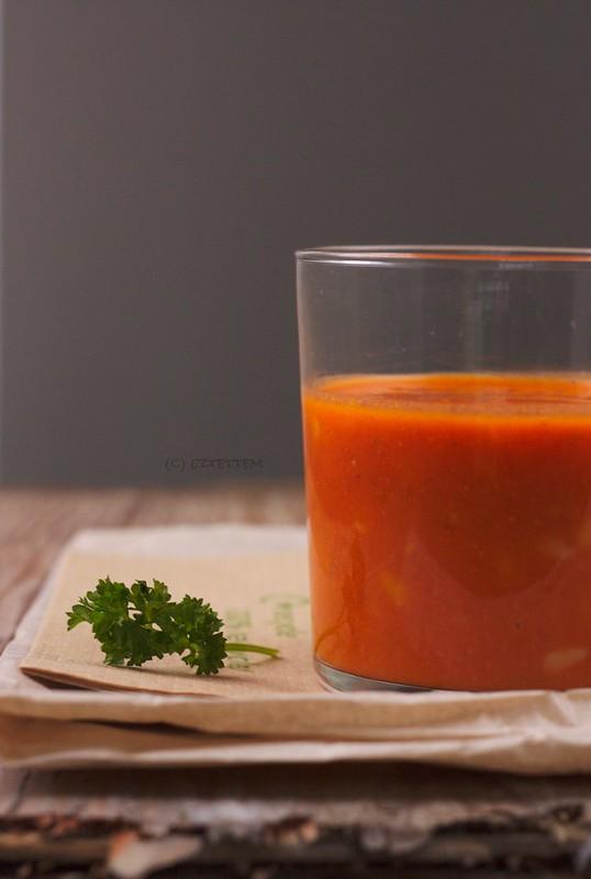 creamy tomatoe soup