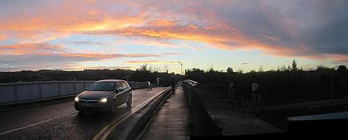 Perth Sky at Dusk
