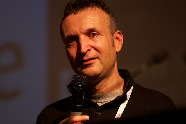 Angus Croll, speaking at Full Frontal 2013