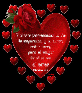 Imagenes De Amor Hermosos Corazones De Amor Con Frase A Photo On