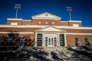 New Stadium Building