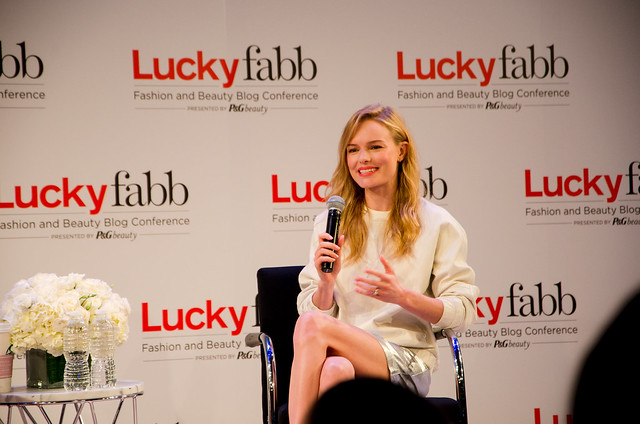 kate bosworth attends lucky fabb conference 2013