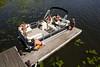 Sunchaser 818 Oasis Cruise Pontoon Boat