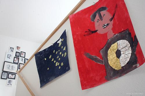 Kinderkunstwerke