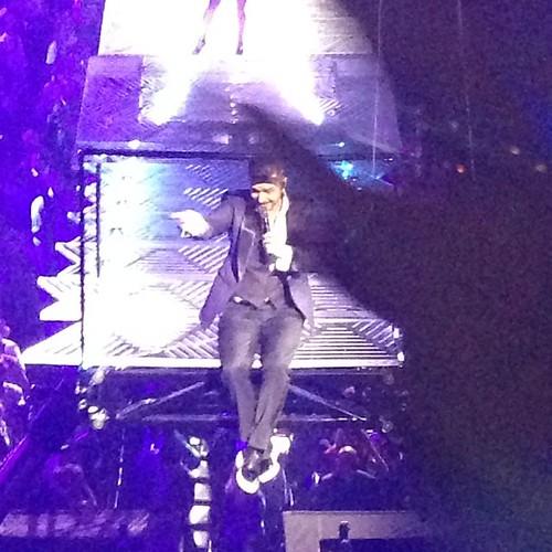 Best concert ever!!! #jt