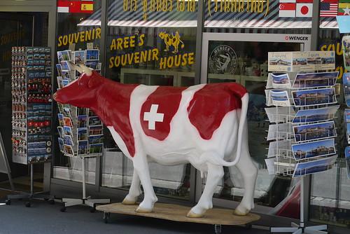 Only in Switzerland