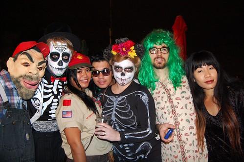 This is Halloween, Halloween, Halloween... (Oct 31 2013)