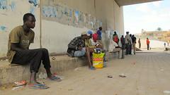 migrants libya