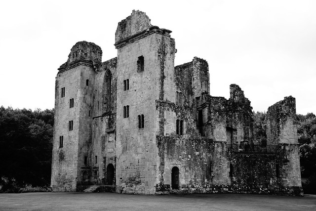 Old Wardour Castle, Tisbury