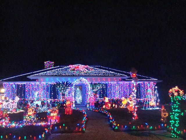 Prestonwood Forest Christmas Lights