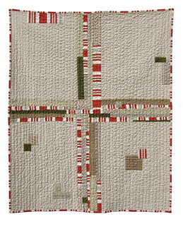 """Crossroads"" Car and Carriage Quilt"