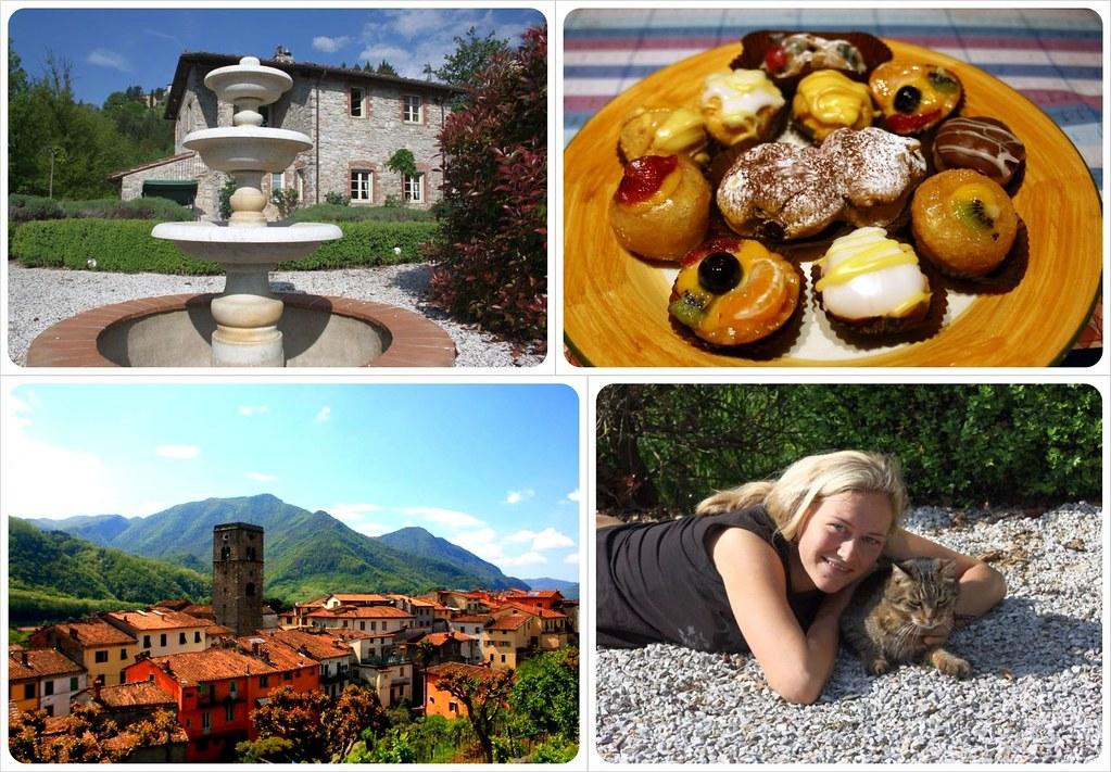 housesit Tuscany