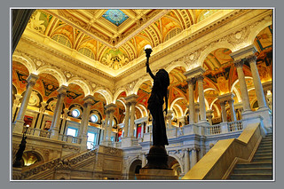 Lobby--Library of Congress