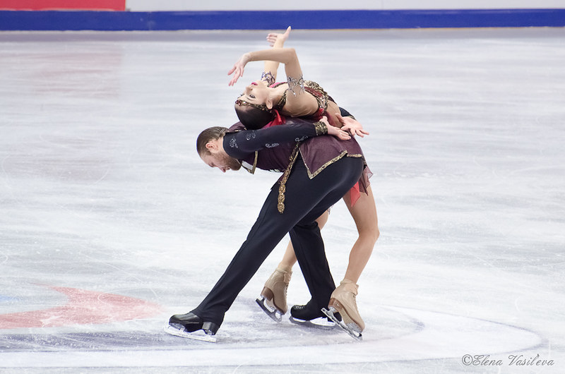 Vera BAZAROVA / Yuri LARIONOV (RUS)