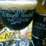ベルギービール大好き!!ストラッフェ ヘンドリック クアドルペルStraffe Hendrik Quadruppel