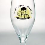 ベルギービール大好き!!【パトラッシュの専用グラス】(管理人所有 )