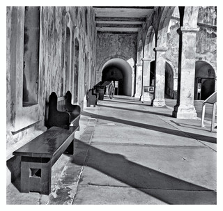 Arches And Benches