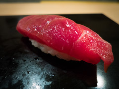 Akami (Tuna) @ Sukiyabashi Jiro