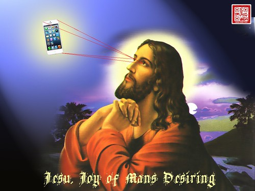 JESU, JOY OF MAN'S DESIRING by WilliamBanzai7/Colonel Flick