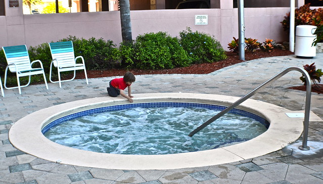 Blue Heron Beach Resort Orlando - Jacuzzi and Pools