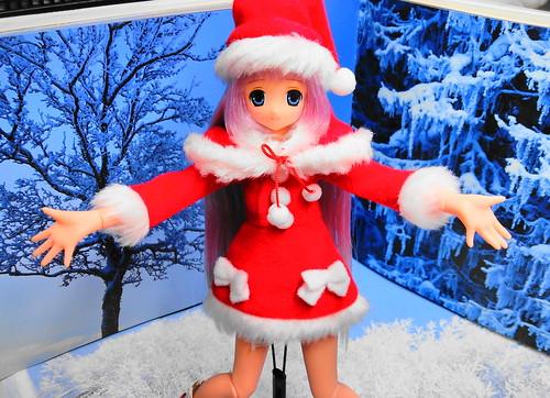 I am Santa Claus!