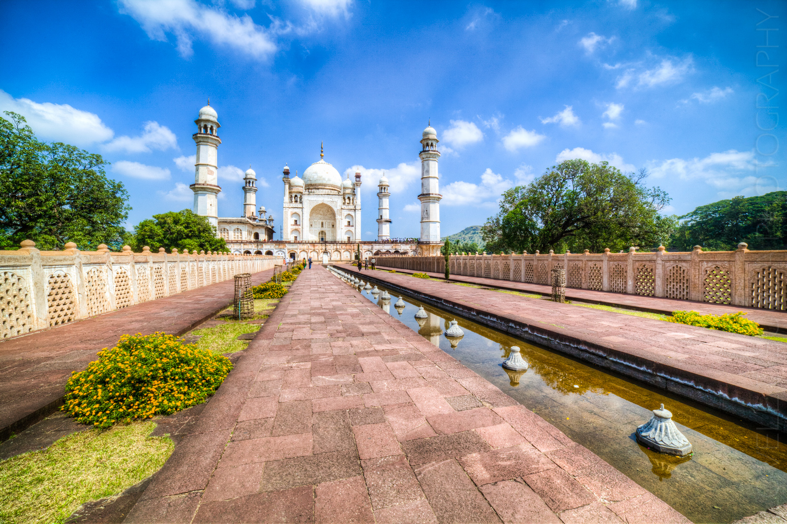 Bibi ka Maqbara — Living in the Taj Mahal's shadow