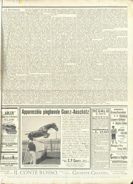 L'Illustrazione Italiana, Nº 30, 27 Julho 1902 - 21