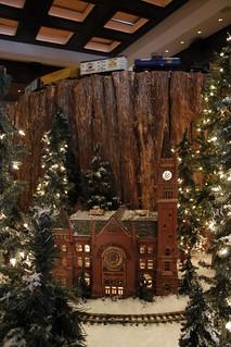 Jingle Rails at Eiteljorg: Union Station, Indianapolis
