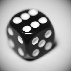 indoor games and sports, sports, tabletop game, games, dice game, close-up, dice, black-and-white, board game,