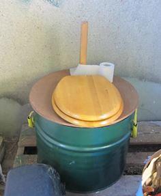 Ecolette 出租的流動環保廁所。圖片提供:敏芝。