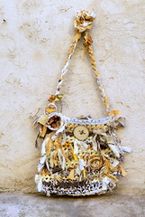 Fairy of the desert purse