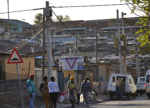 Alexandra Township (by: thatmelgirl, creative commons)